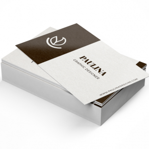 3.5×2 business card double sided